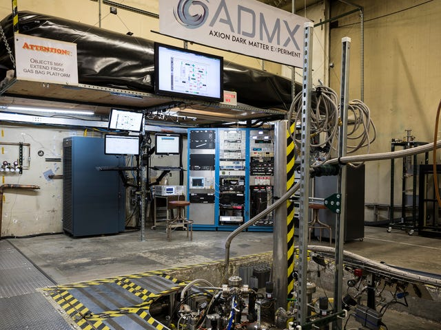 If Tiny Dark Matter Particle Exists, This Experiment Is Now Ready to Find It