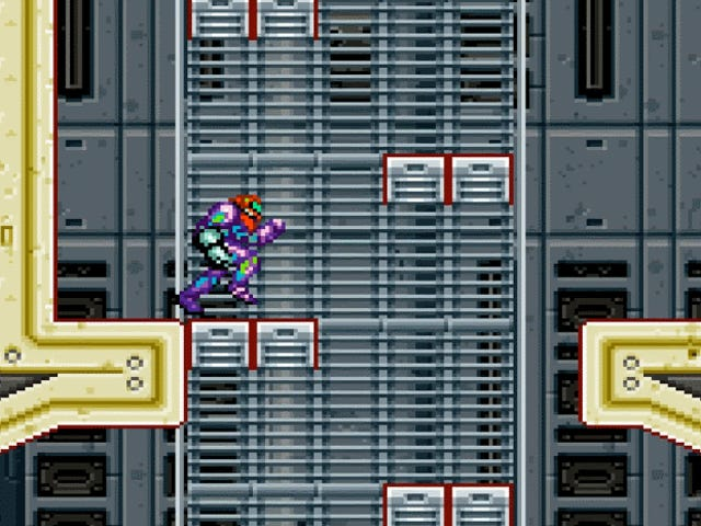 Someone Spent 7 Years Making Metroid Fusion In Minecraft