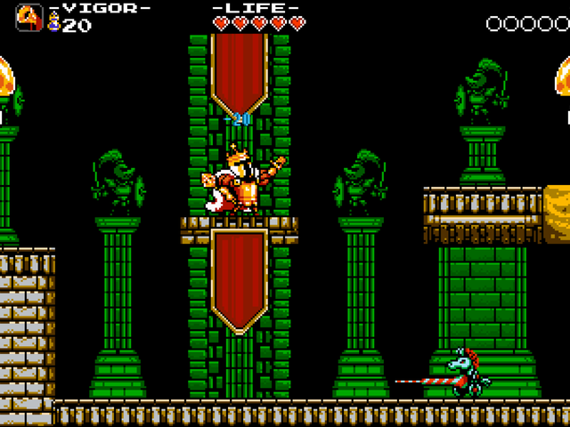 King Of Cards Adds A Fun Card Game On Top Of Everything That Already Makes Shovel Knight Great