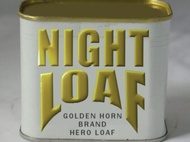 The Canned Meat Product That Fuels the Golden Horn's Intrepid Crime Fighters and Heroes!