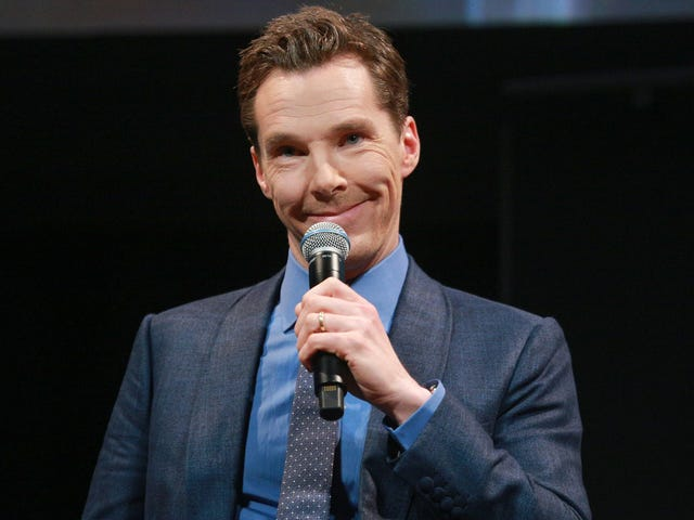 Cumberbitches, Your Leader Says He Will Only Accept Roles That Pay Women Co-Stars Equally