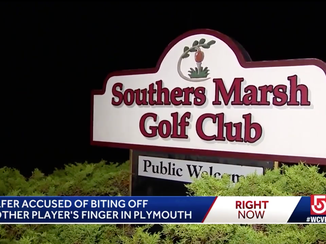 "Victim Of Golf-Course Finger Biting Said It Sounded ""Like Someone Chewing On A Dorito"""
