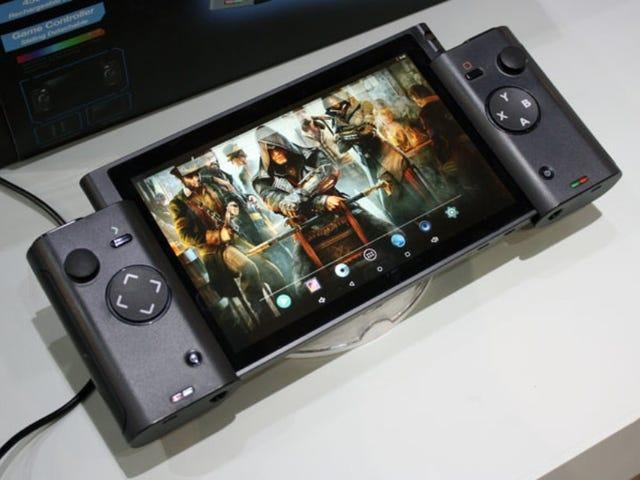 China Sudah Mempunyai Handheld Seperti Nintendo Switch