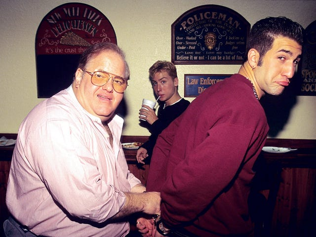 Boy band svengali and convicted fraudster Lou Pearlman getting the biopic treatment
