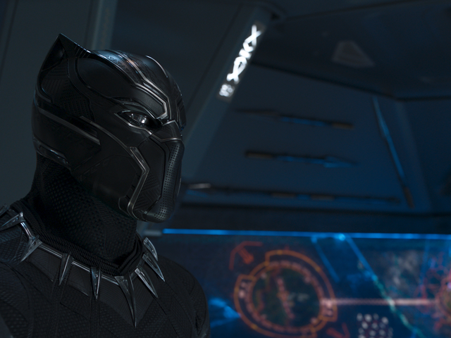 Fans Translated the Wakandan Text on Black Panther's Suit, and It's Really Sweet