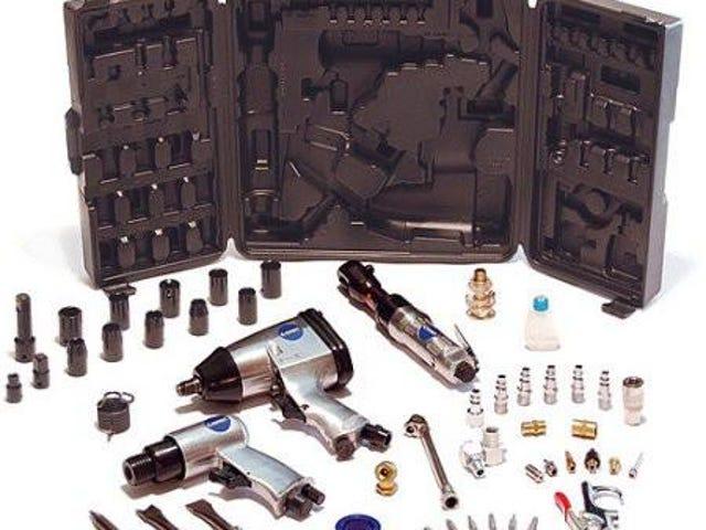 Compresor y herramientas de aire