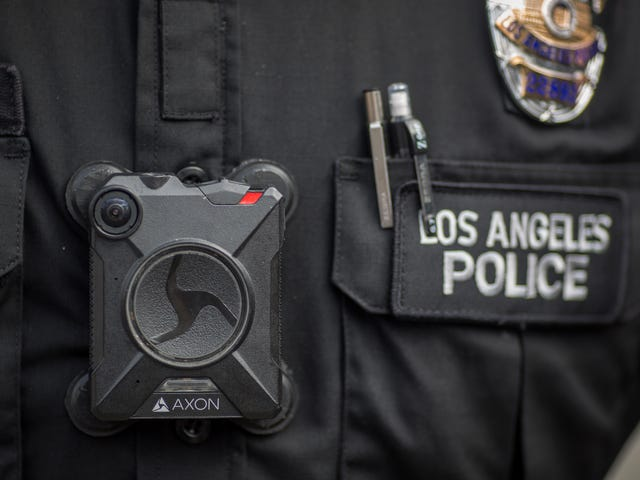 No Surprise Here: Police Regularly Deny Access to Officer Video Footage