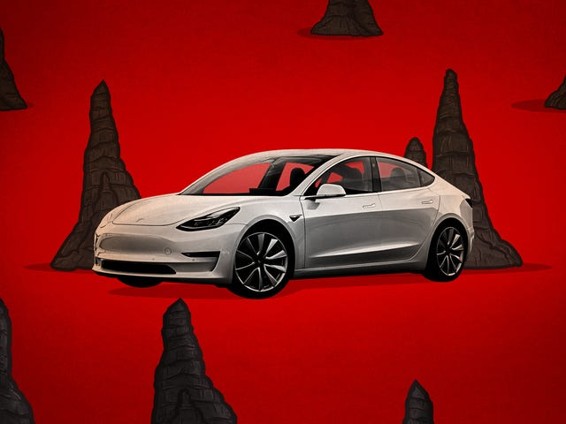 Tesla Is Still In Hell With Model 3 Production [Updated]