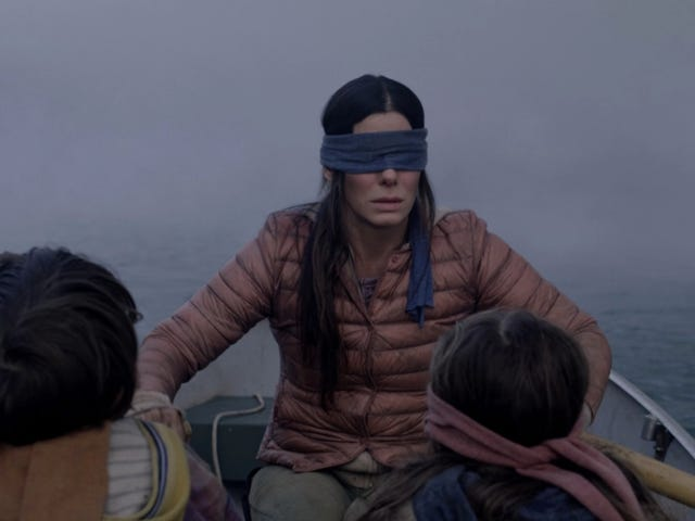Netflix dice che non tirerà il filmato controverso di un vero incidente mortale dalla <em>Bird Box</em>