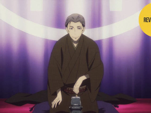 The Art of Traditional Japanese Storytelling Makes for a Compelling Anime