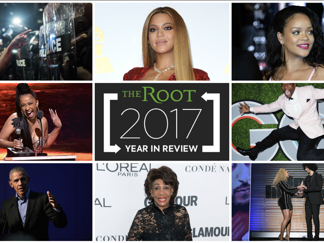 The Biggest Winners of 2017