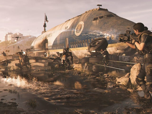 The Week In Games: White House Down