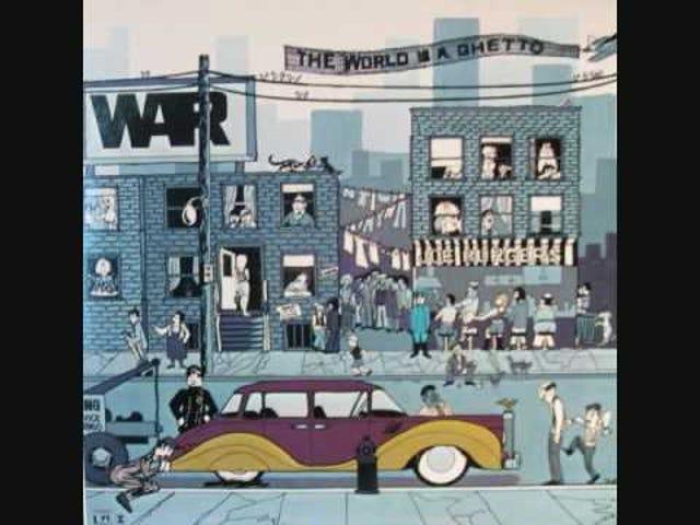 """Війна """"Світ - це гетто"""""""