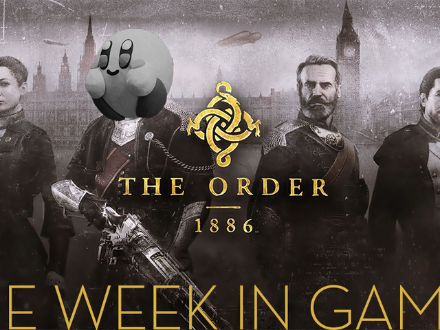 The Week In Games: A Large <i>Order</i> Of <i>Kirby</i>