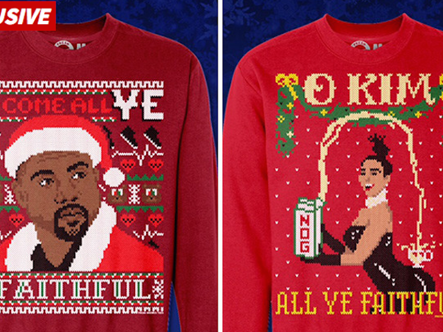 Saturday Evening Social: Ugly Christmas Sweater Inspiration