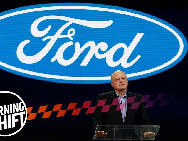 PDG de Ford: les voitures autonomes font l'objet d'une overhyped
