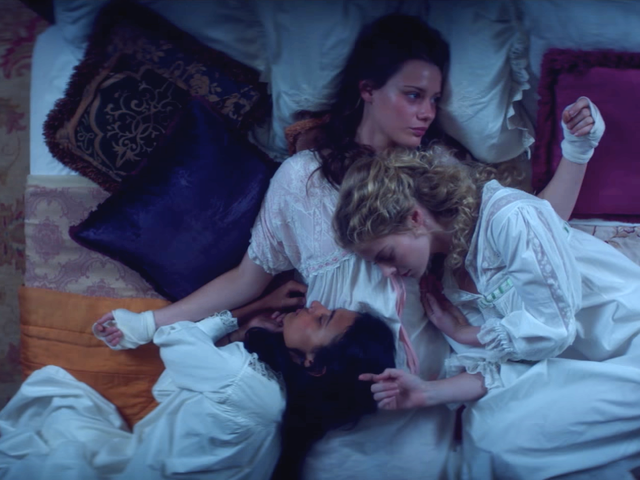 The New Picnic at Hanging Rock Is Weirder, Wilder, and Way Hornier