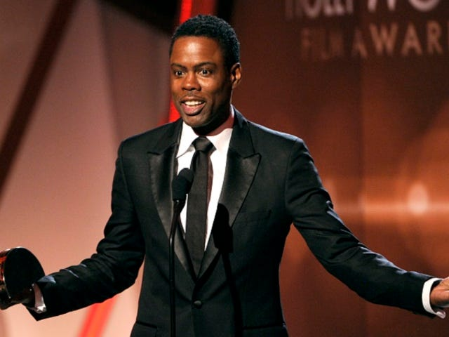 Chris Rock: Enough Jennifer Lawrence; Ask a Black Actress About Hollywood's Pay Gap