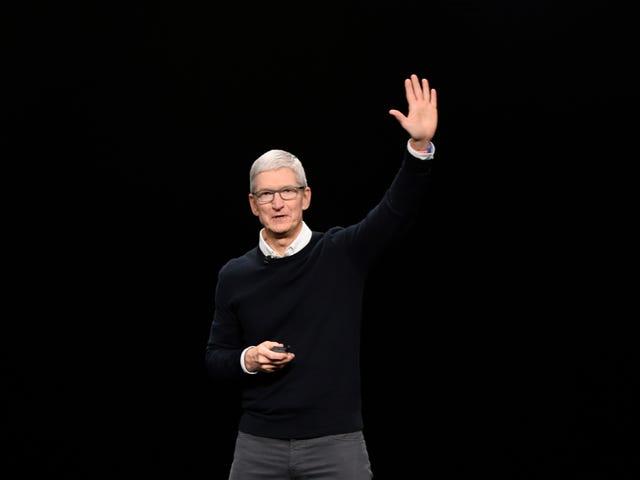Η Apple αναφέρει ότι σχεδιάζει να περιορίσει την παρακολούθηση στις εφαρμογές του παιδιού
