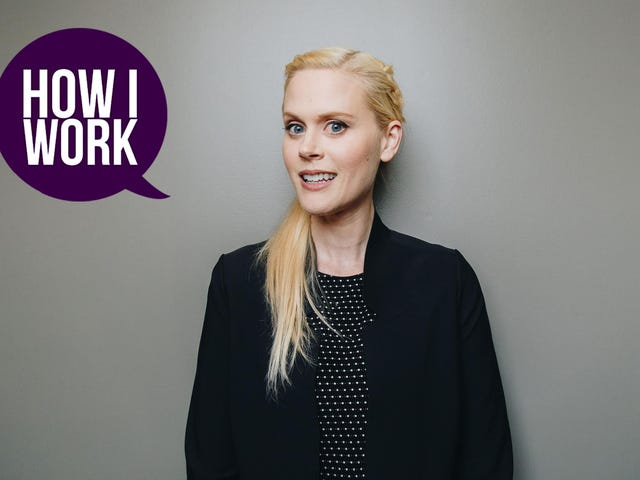 I'm Janet Varney, and This Is How I Work