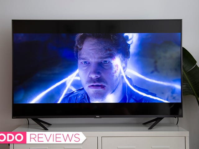 TCL Made Its Terrifically Cheap 4K TV Even Better