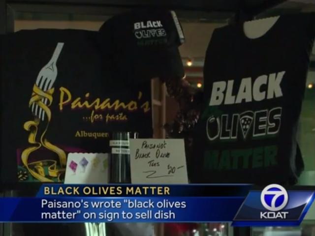 Το εστιατόριο NM τώρα πουλάει πουκάμισα, καπέλα, μαύρες ελιές