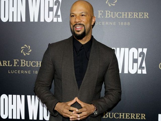 Common admits he'd still like to play Green Lantern