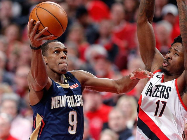 Playoff Rondo Is Truly Back