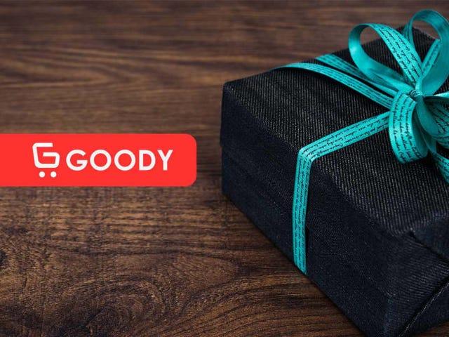 Goody'deki İlk Emriniz Ücretsiz