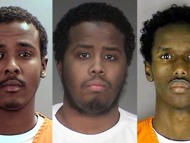 Wannabe Islamic State Fighters Sentenced to Prison