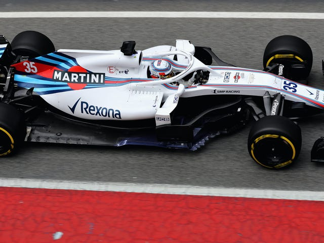 Everyone's Favorite Martini Livery Is Going Away In 2019