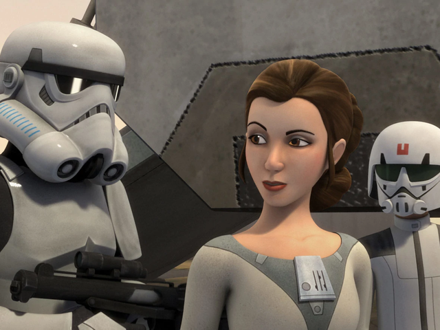 Listen to 5 Voice Actresses Talk About the Challenge of Playing Princess Leia
