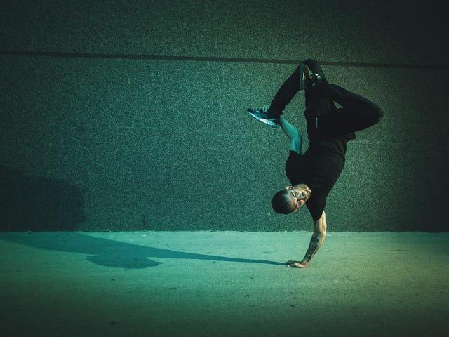 Okej, så Breakdancing kanske verkligen bli en olympisk sport