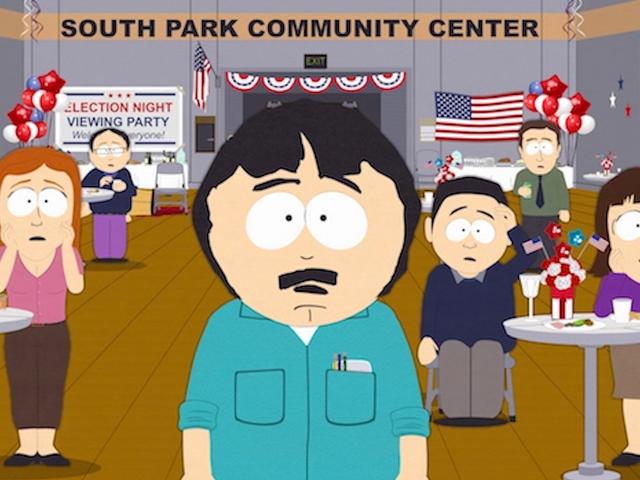 <i>South Park</i> dovuto riscrivere il suo episodio post elettorale per riflettere Hillary Clinton&#39;s Loss