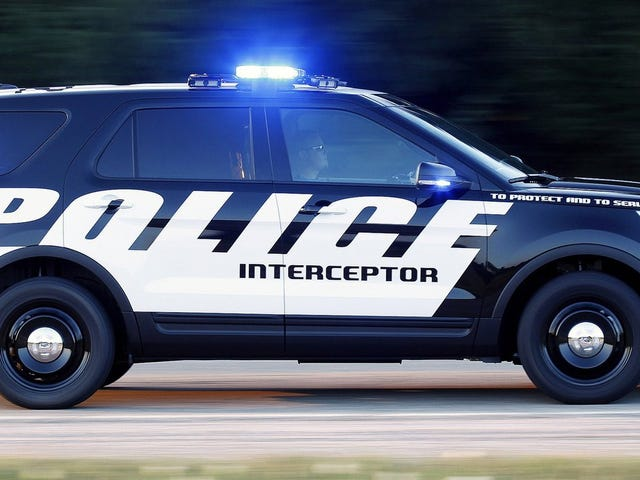 Feds Investigate Ford Explorer Police Interceptor For Brake Issues