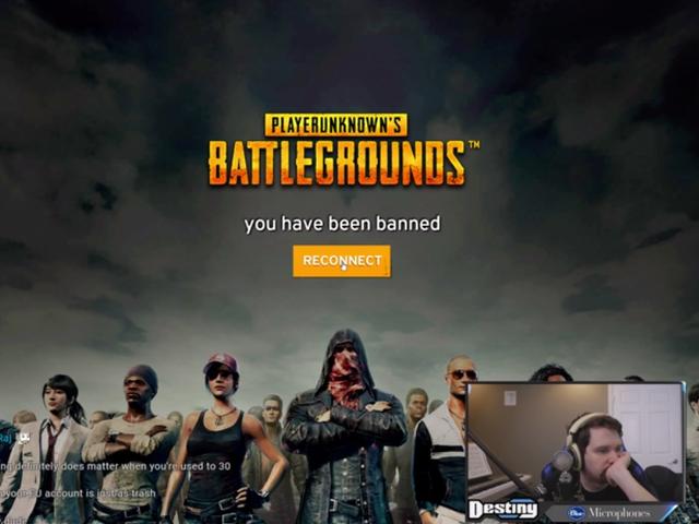 Populär Twitch Streamer förbjuden från <i>Battlegrounds</i> ha utnyttjat glitch