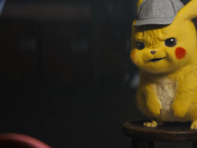 The Internet Reacts To The Detective Pikachu Trailer