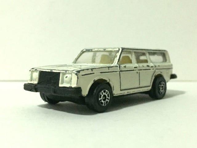 Thor-sday Treat - Volvo vogne og en klassisk campingvogn