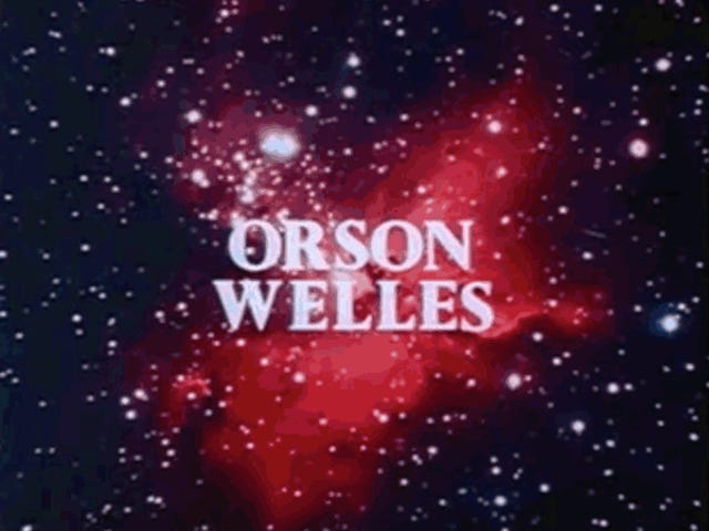 Spaced Out Orson