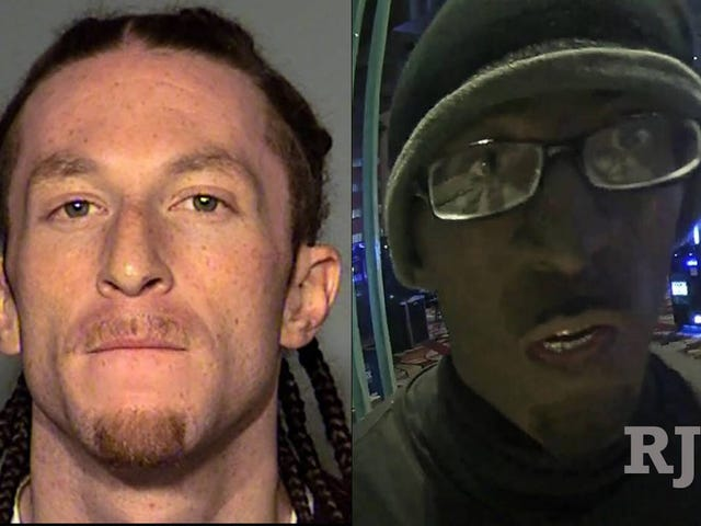 1st Mistake: Robbing a Casino on the Strip in Blackface