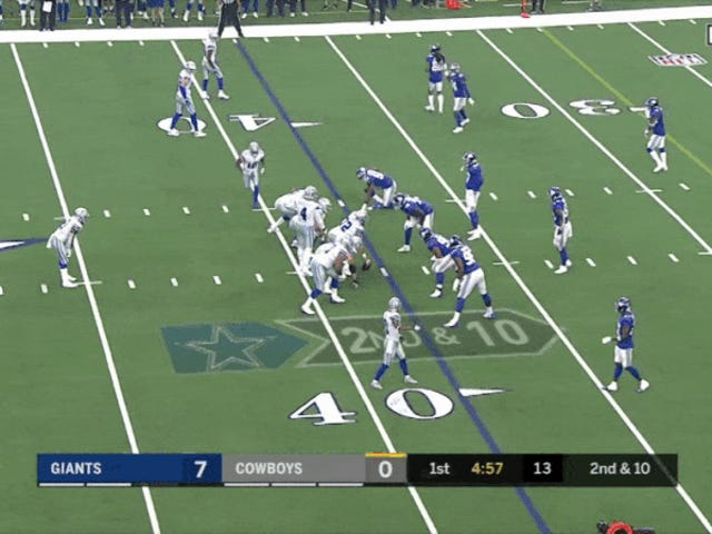 The Cowboys Look Fun As Hell
