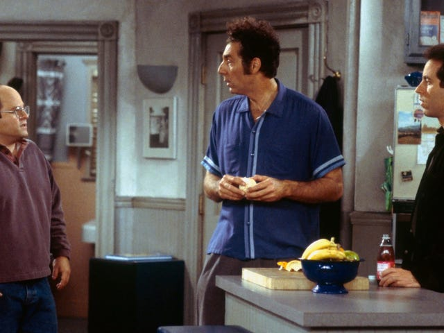 It's Always Sunny's recreation of an iconic Seinfeld scene was eerily spot-on
