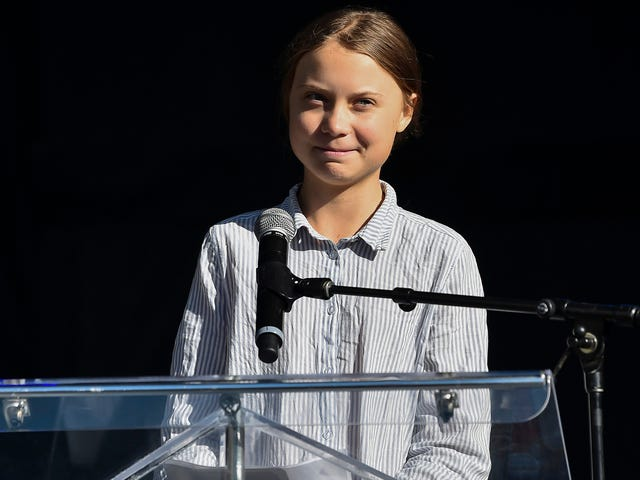Report: University of Iowa Faculty Told Not to Promote Greta Thunberg Visit on School Social Media