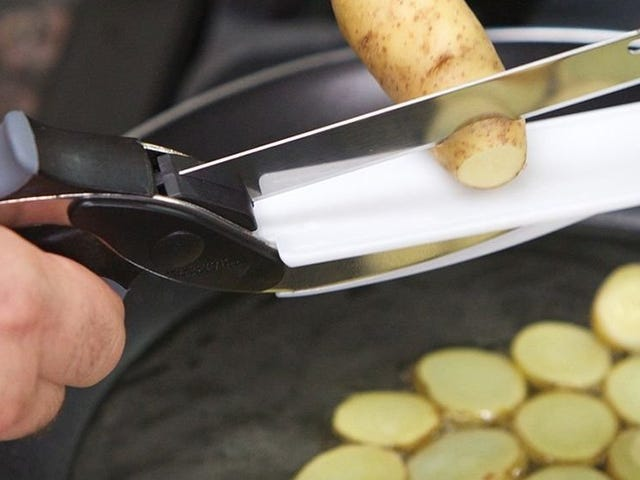 These $5 Clever Cutters Could Slice Down Food Prep Time