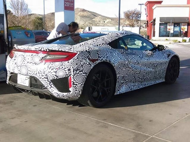 NSX Spotted testing in CA