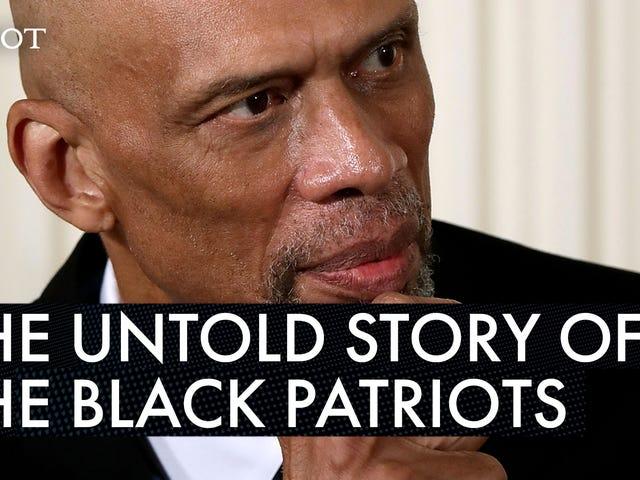 Black Patriots: la légende de la NBA, Kareem Abdul-Jabbar, met en lumière les héros noirs négligés de la révolution américaine