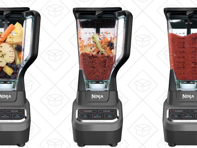 The Little Sibling To Our Readers' Favorite Blender Is Just $50 For Prime Day