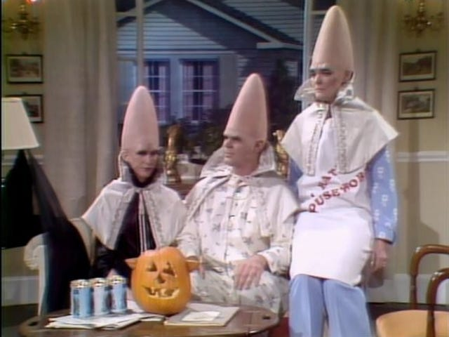 Return of the Coneheads