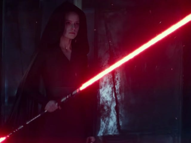 10 Silly Theories That Could Explain Dark Rey in Star Wars: The Rise of Skywalker