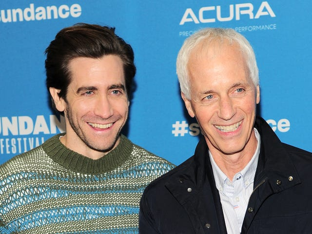 "Dan Gilroy can't say ""melancholy"" right and Jake Gyllenhaal is getting pissed"